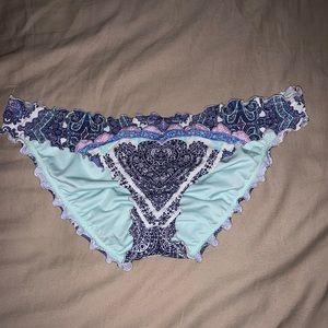 COPY - New Victoria's Secret Ruffle Swim Bottoms …